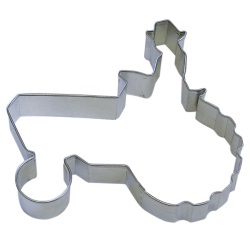Tractor w/Farmer Cookie Cutter LARGE