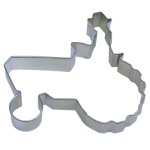 Tractor w/Farmer Cookie Cutter