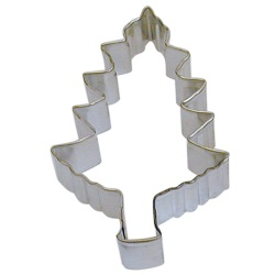 "Tree Cookie Cutter - 4"" LARGE"
