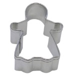 Gingerbread Girl Cookie Cutter_THUMBNAIL