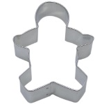 Gingerbread Boy Cookie Cutter THUMBNAIL