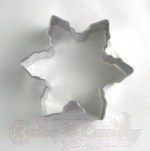 Snowflake Cookie Cutter - 3""