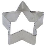 "Star Cookie Cutter - 2"" THUMBNAIL"