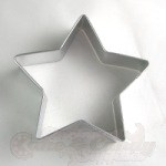 Star Cookie Cutter - 2""