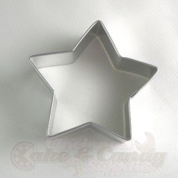 Star Cookie Cutter - 2 3/4""