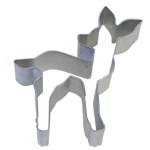 Deer (Fawn) Cookie Cutter