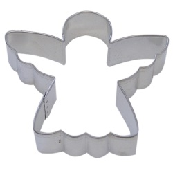 "Angel Cookie Cutter - 3"" LARGE"