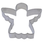 "Angel Cookie Cutter - 3"" THUMBNAIL"