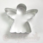 Angel Cookie Cutter - 3 3/4""