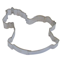 Rocking Horse Cookie Cutter LARGE