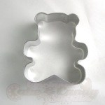 Teddy Bear Cookie Cutter - 3""
