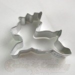 Reindeer Cookie Cutter - 3""
