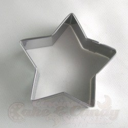 Star Cookie Cutter - 3-1/2""