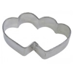 Heart (Double) Cookie Cutter_THUMBNAIL