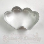 Heart (Double) Cookie Cutter