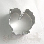 Turkey Cookie Cutter - 2""