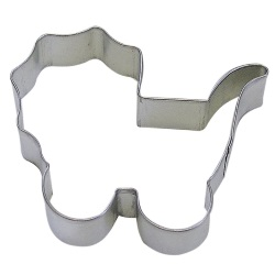 Baby Carriage w/Handle Cookie Cutter_LARGE