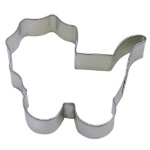 Baby Carriage w/Handle Cookie Cutter_THUMBNAIL
