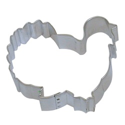"Turkey Cookie Cutter - 3-1/2"" LARGE"