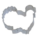 "Turkey Cookie Cutter - 3-1/2"" THUMBNAIL"