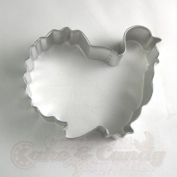 Turkey Cookie Cutter - 3-1/2""