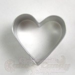 Heart Cookie Cutter - 2""