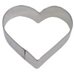 "Heart Cookie Cutter - 4""_THUMBNAIL"