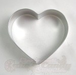 Heart Cookie Cutter - 4""