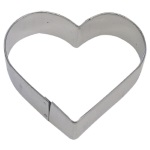 "Heart Cookie Cutter - 3"" THUMBNAIL"