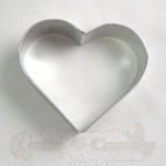 Heart Cookie Cutter - 3""