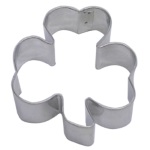 Shamrock Cookie Cutter THUMBNAIL
