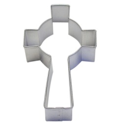 Celtic Cross Cookie Cutter_LARGE