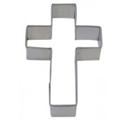 "Cross Cookie Cutter - 4""_LARGE"