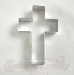 Cross Cookie Cutter - 4""