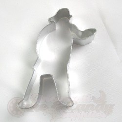 Fireman Cookie Cutter