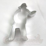 Fireman Cookie Cutter THUMBNAIL