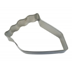 Pie Slice Cookie Cutter LARGE