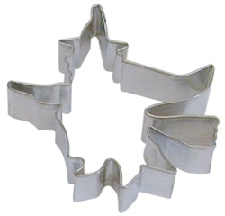 Witch (Flying) Cookie Cutter LARGE