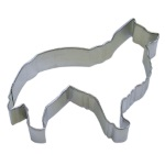 Dog - Collie Cookie Cutter THUMBNAIL