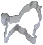 Dog - Poodle Cookie Cutter THUMBNAIL