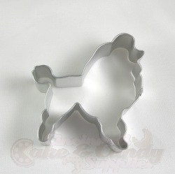 Dog - Poodle Cookie Cutter