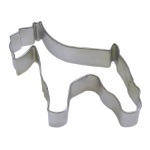 Dog - Schnauzer Cookie Cutter THUMBNAIL