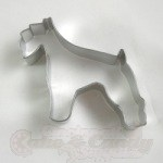Dog - Schnauzer Cookie Cutter