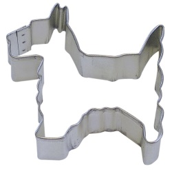 Dog - Scottie Cookie Cutter LARGE