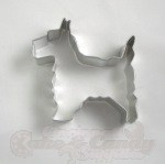 Dog - Scottie Cookie Cutter