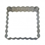 Square Fluted Cookie Cutter THUMBNAIL