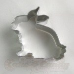 Rabbit Cookie Cutter - 2""