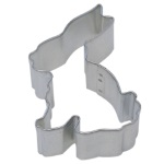 "Bunny (Sitting) Cookie Cutter - 3"" THUMBNAIL"