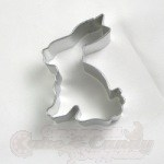 Bunny (Sitting) Cookie Cutter - 3""