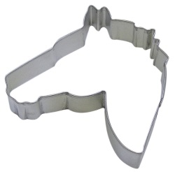 Horse Head Cookie Cutter LARGE